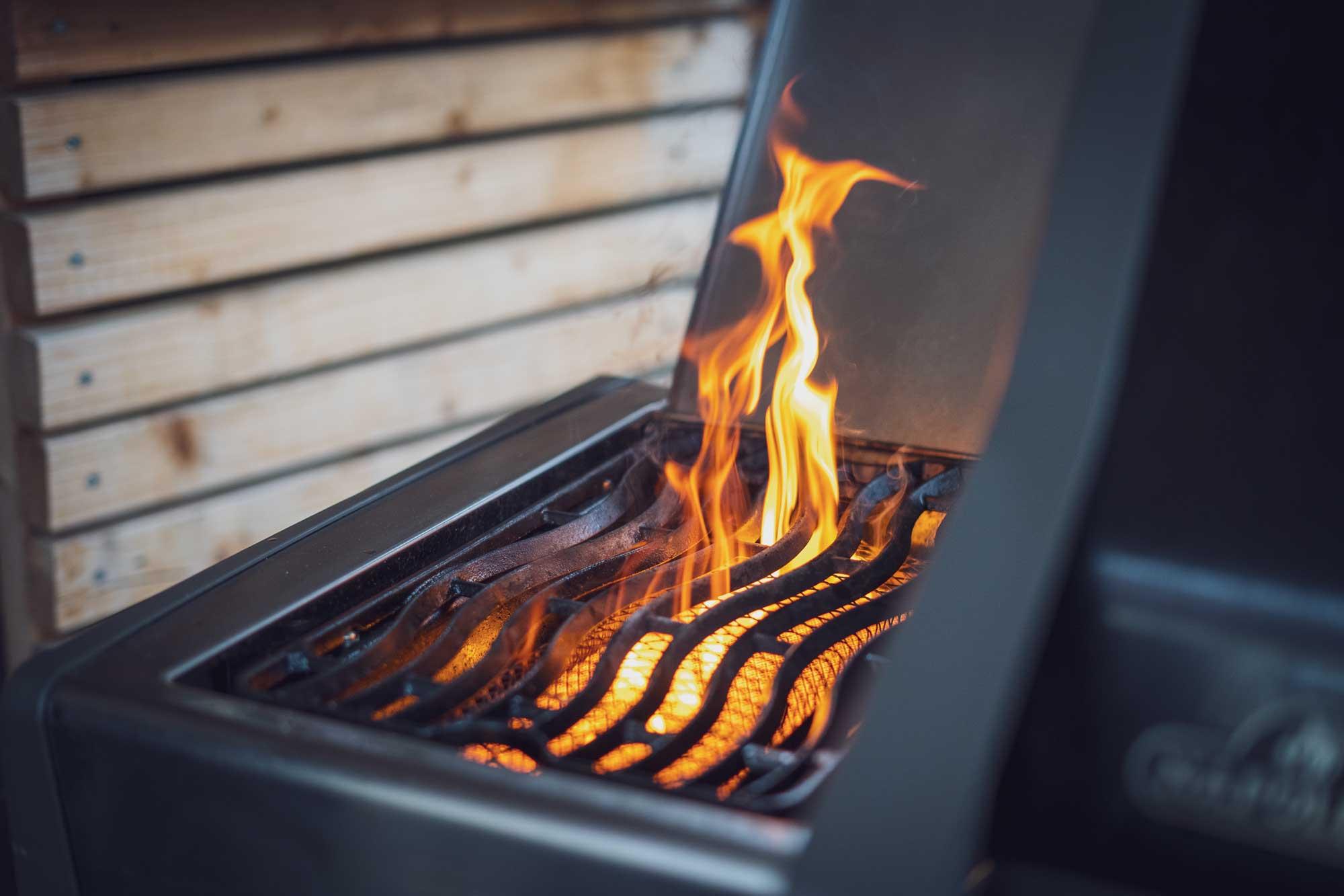 Die Sizzle Zone – Grillen bei extremen Temperaturen