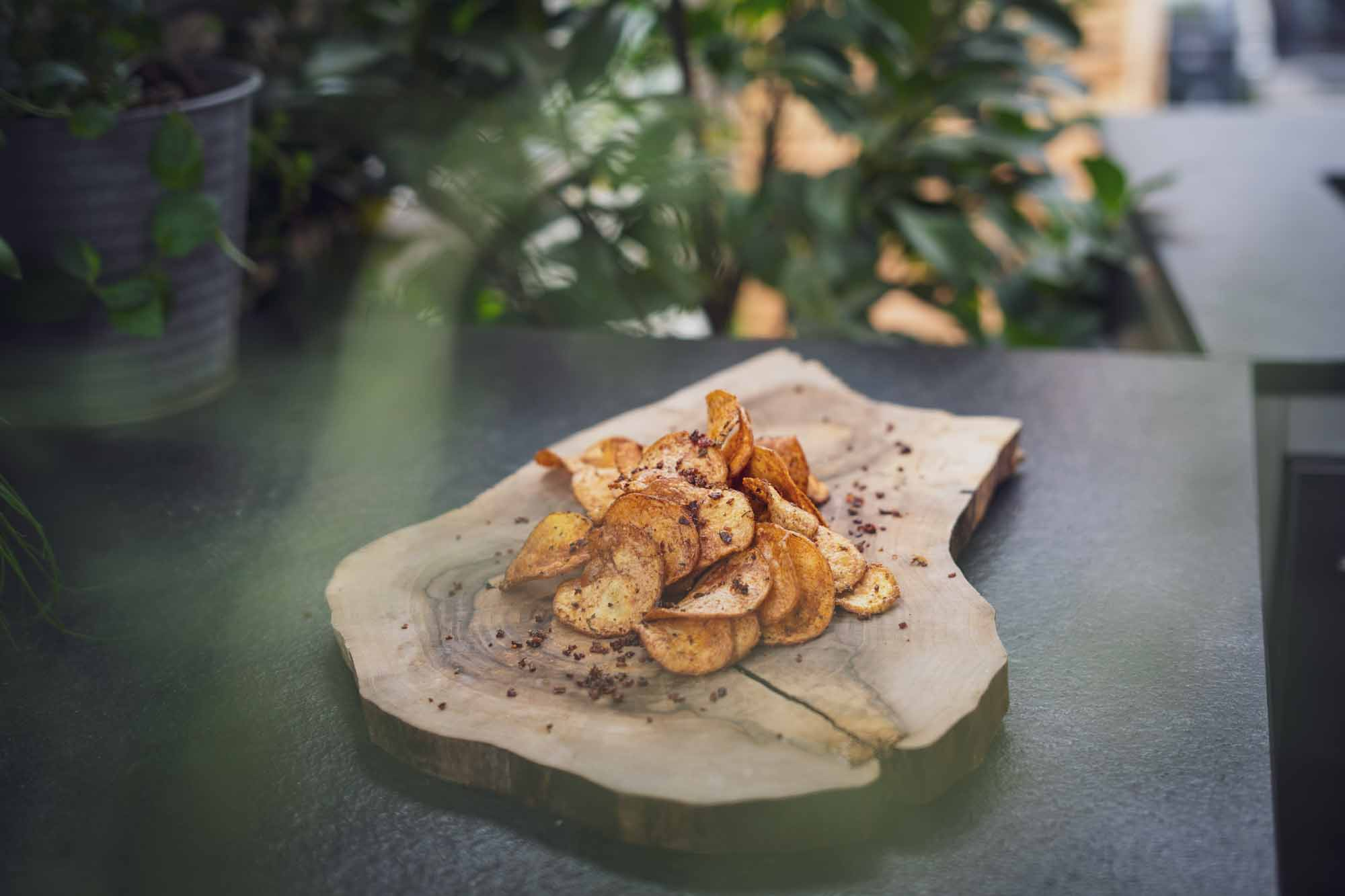 Einfach nur lecker! Kartoffelchips selber machen leicht gemacht