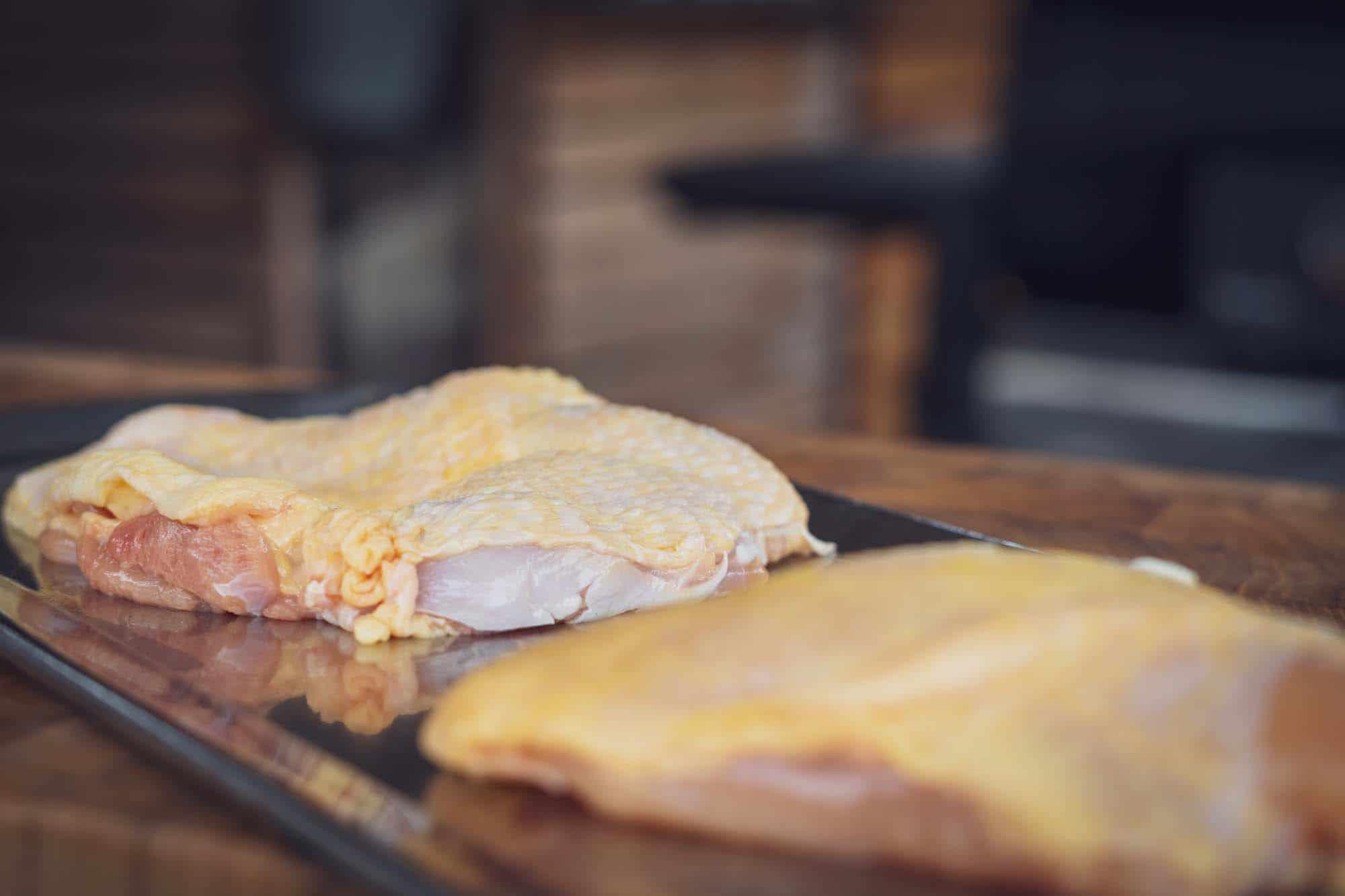 Leckere Hähnchenbrust und Pollo Fino zum Marinieren
