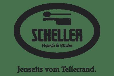 Logo Fleischerei Scheller